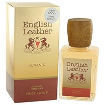 English Leather By Dana For Men After Shave Splash, 8 Ounce - $22.46