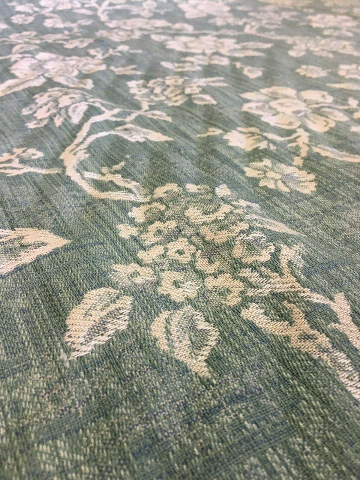 Osborne & Little Nina Campbell Floral Multi-Purpose Fabric 4.625 yds DS
