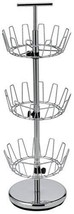 Shoes Footwear Hooks Stand Holder Tower Organizer Rack Rotating Tower Se... - $67.54