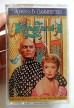 THE KING AND I - ORIGINAL SOUNDTRACK CASSETTE,1994 RODGERS & HAMMERSTEIN... - $7.99