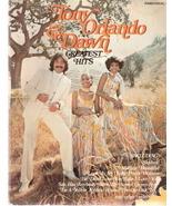 Tony Orlando & Dawn Greatest Hits - $3.00