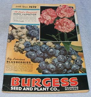 Burgess seed coupon code