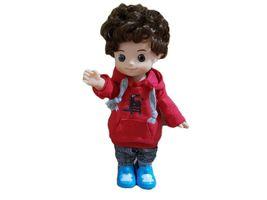 Youngtoys Kongsuni Brave Bami Boy Doll Costumes Role play Toy Playset Animation image 4