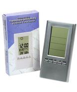 Premier Indoor Digital Thermometer/timer/clock - $12.00