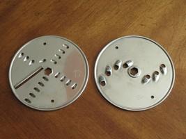 Moulinex La Machine 320 354 390 Food Processor Replacemen Cutting Disc C... - $9.99