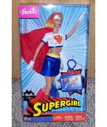 BARBIE SUPERGIRL MATTEL D.C. COMIC 2003 - $37.99