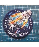 NASA SpaceX F9 Falcon 9 Crew Dragon DM-2 Space First Crewed Flight Launc... - $18.00