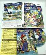 Mario Party 9 Nintendo Wii Japanese version COMPLETE with case and manual - $25.75