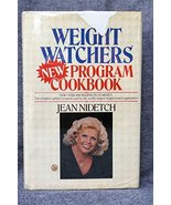 Weight Watchers' New Program Cookbook Nidetch, Jean - $1.49