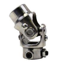"Forged Stainless Steel Steering Shaft U-JOINT 5/8""-36 SPLINE TO 3/4"" DD Vega Box image 3"