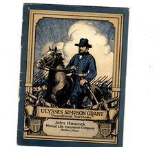 "Ulysses Simpson Grant ""-(1935) - Unconditional Surrender""  - $3.25"