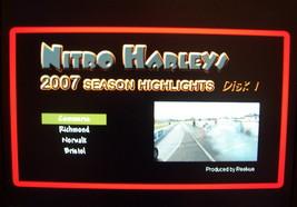 Harley Drag Racing DVD 2007 AHDRA NITRO CLASSES Season Highlights - $15.00