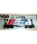 HO Trains -Caboose, Spirit of 76 HO  Scale Tyco Electric Trains - $5.95