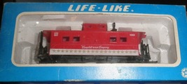 HO Trains  - Caboose Campbells Company Life-Like - $5.95