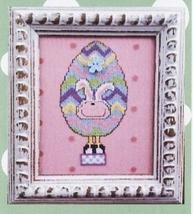 Little Guys: Little Bunny Egg cross stitch chart Amy Bruecken Designs - $5.40