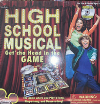 High School Musical Getcha Head In The Game New - $12.86