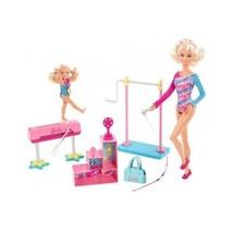 Mattel Barbie I Can Be Gymnastics Teacher Doll Playset toys girls barbie - $42.56