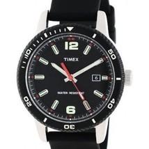Timex Originals Dive Style Black Strap Watch wrist fashion jewelry men w... - $69.29