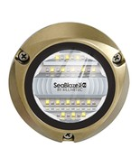 Lumitec SeaBlazeX2 LED Underwater Light - Dual Color - White/Blue - $509.36