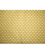 Red Rooster Cabin Beige White Fabric  2 1/4 yd - $15.95