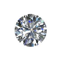1/2 Ct Excellent Round Cut Swarovski Zirconia Loose Diamond AAA quality ... - $3.75
