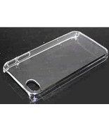 Thin Crystal Clear Snap-on Clear Hard iPhone 5 Case 501CThin Crystal Cle... - $4.45