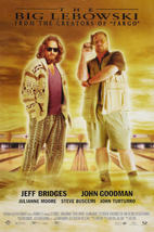 BIG LEBOWSKI - MOVIE POSTER 24x36 - Jeff Bridges John Goodman - $21.00