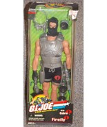2001 Hasbro GI Joe vs Cobra Firefly 12 inch Fig... - $44.99