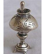 Antique lamp miniature - $30.00