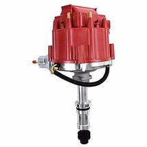 A-Team Performance HEI Distributor 65,000 Volt Coil Auto Parts Replcament Compat image 1