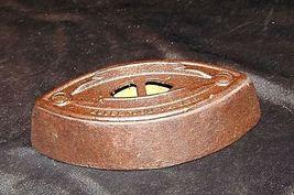 Colebrookdale Sad Iron Co. Boyertown PA USA No. 1 AB 565-F  Antique - image 3
