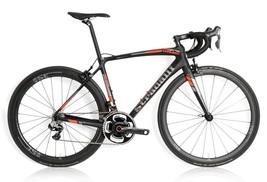 CARBON ROAD BIKE BICYCLE STRADALLI SAN REMO SHIMANO DURA ACE 9150 AERO W... - €4.641,58 EUR