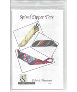 The Sewing Place Eclectic Treasures, Spiral Zip... - $4.75