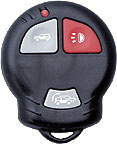 Primary image for NEW Design Tech / Auto Command ELGTX7 3 Button Transmitter Remote Start Fob