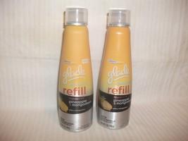 2 Glade Expressions Spray Refills Fagrance Mist Pineapple & Mangosteen - $21.77