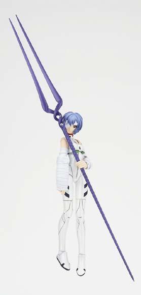 Fraulein Revoltech Evangelion: Ayanami Rei Series 008 Action Figure Brand NEW!