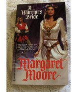 A Warriors Bride By Margaret Moore Harlequin Historicals # 395 - $2.25