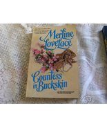 Countess in Buckskin By Merline Lovelace Harlequin Historical # 396 - $2.25