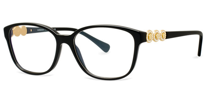 bed2ff859f11c Brand NEW Authentic VERSACE VE3181B Eyeglasses with case cloth