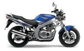 1999 Suzuki GS 500E manual - $13.00
