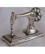 Antique sewing machine miniature - $52.00