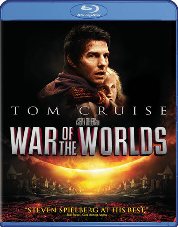 War Of The World (2005) (Blu Ray)