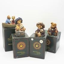 Lot of Boyd's Bears & Friends w/ Boxes - $59.39