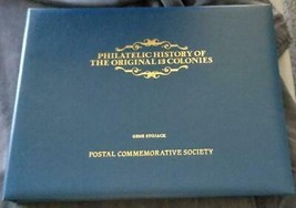 The 13 Colonies U.S. Commemorative Stamp Issues - POSTAL STAMP COLLECTIO... - $148.49