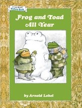 Frog and Toad All Year (An I Can Read Picture Book) [Hardcover] arnold-l... - $4.65