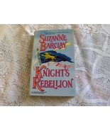 Knights Rebellion by Suzanne Barclay Harlequin Historicals # 391 - $2.25