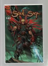 Soul Saga #4 - October 2000 - Image Comics - Platt, Lichtner, Regla, Liq... - $5.98