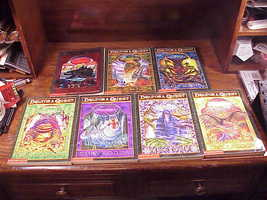 Lot of 7 Deltora Quest Series Books, by Emily Rodda, numbers 2 3 4 5 6 7 8 - $15.95