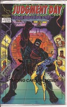 Lightning Comics Judgement Day #2 Sealed w/Trading Card - $3.95