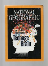 National Geographic - October 2011 - Teenage Brain, Australian Slot Canyon. - $0.97